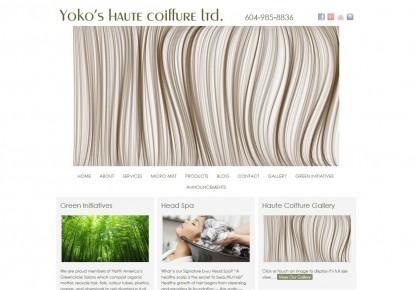 b-yu.com web design by 6x6 Design, LLC