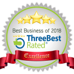 ThreeBestRated.com award badge